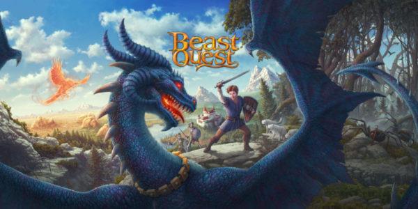 Beast Quest Maximum Games