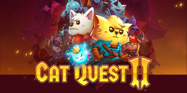 Cat Quest II - Cat Quest 2