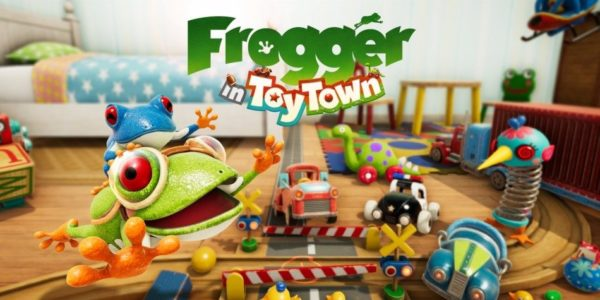 Frogger in Toy Town – Un mode coopératif arrive prochainement