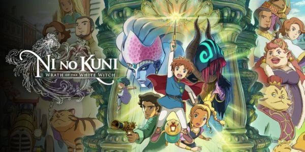 Ni no Kuni : La Vengeance de la Sorcière Céleste Remastered