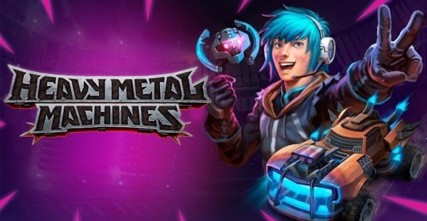 Heavy Metal Machines Metal League 5