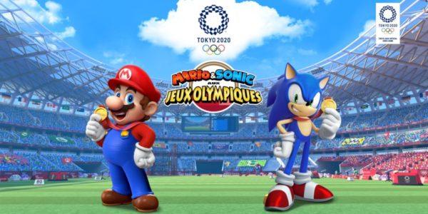 Mario & Sonicaux Jeux Olympiques deTokyo 2020