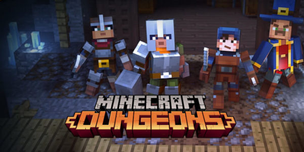 Minecraft Dungeons RTK