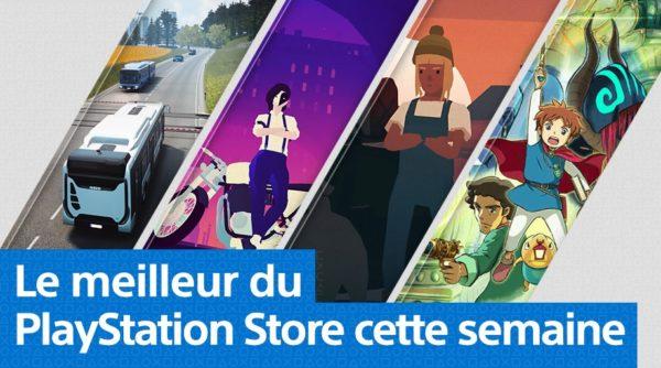 PS Store PlayStation Store - Mise à jour du 16 septembre 2019