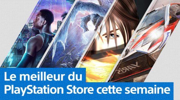 PS Store PlayStation Store - Mise à jour du 2 septembre 2019