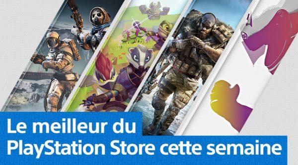 PS Store PlayStation Store - Mise à jour du 30 septembre 2019