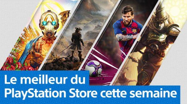 PlayStation Store PS Store - Mise à jour du 9 septembre 2019