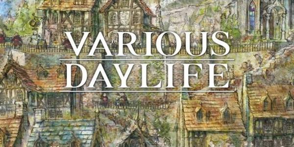 Various Daylife est disponible sur l'Apple Arcade