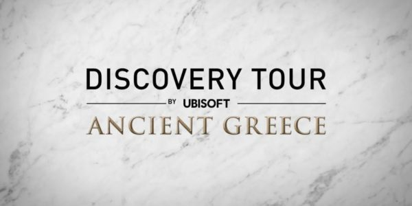 Discovery Tour: Ancient Greece