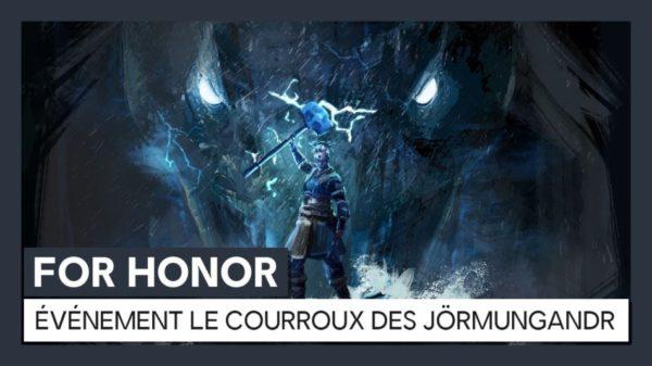 For Honor : Le courroux des Jörmungandr