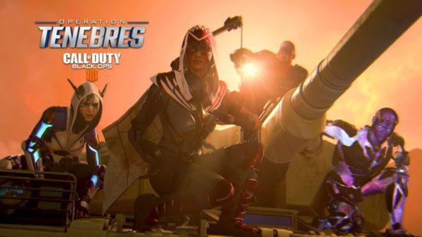 Call of Duty: Black Ops 4– Opération Ténèbres