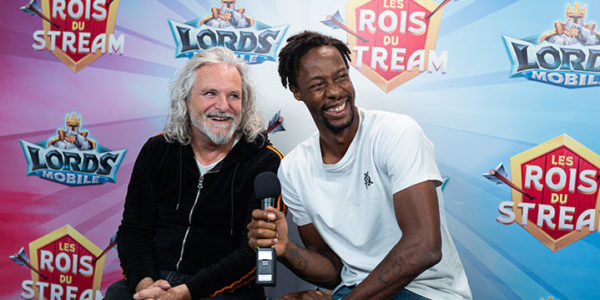 Lords Mobile x Gaël Monfils