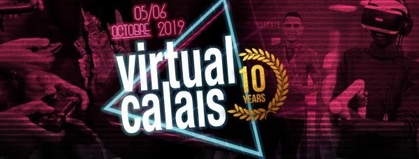 Virtual Calais 2019 - 10 ans