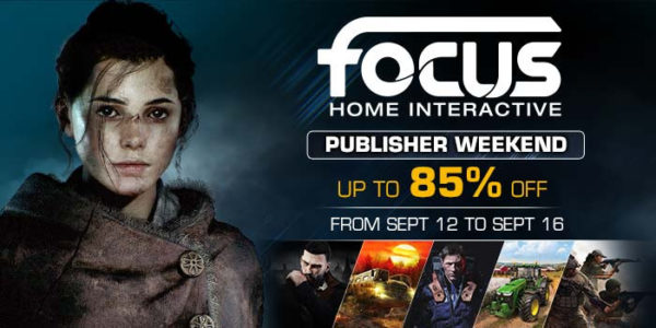 Focus Home Interactive Week End Editeur Steam