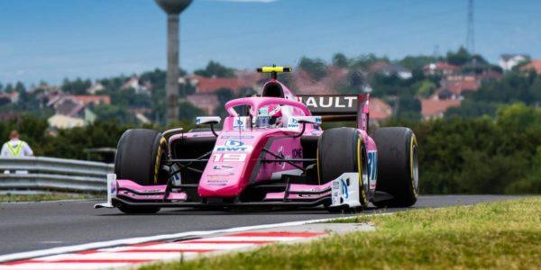 F1 2019 - F2 Anthoine Hubert
