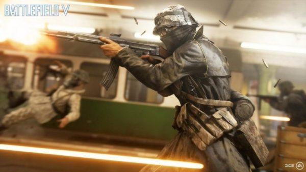 Battlefield V Opération Souterrain
