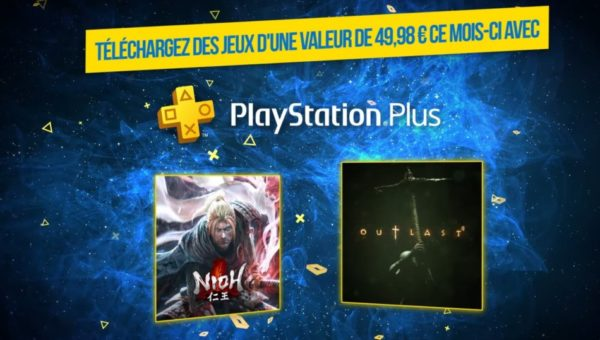 PlayStation Plus PS Plus Novembre 2019