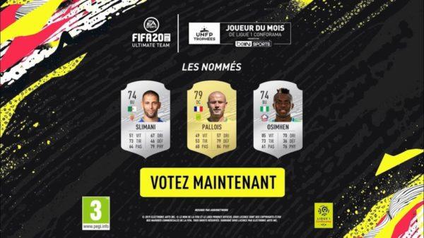 FIFA 20 x Trophées UNFP