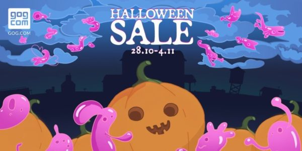 GOG.COM Halloween