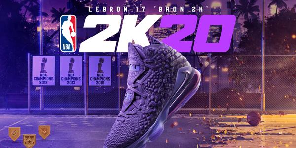 NBA 2K20 x Nike