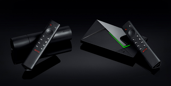 NVIDIA SHIELD TV 2019 - NEW RTK