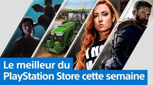 PlayStation Store PS Store - Mise à jour du 21 octobre 2019