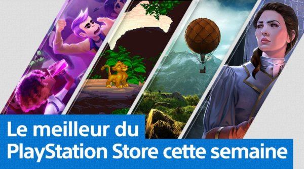 PlayStation Store PS Store - Mise à jour du 28 octobre 2019