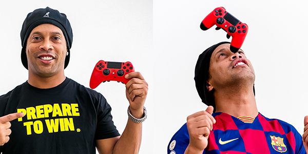 Ronaldinho x SCUF Gaming