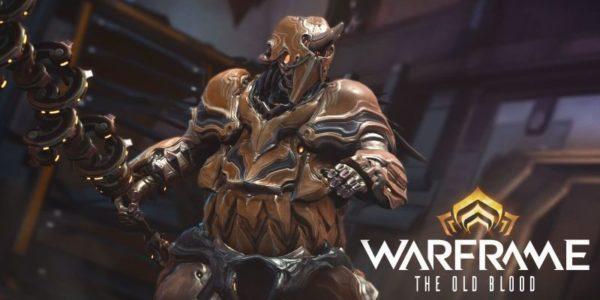 Warframe – La mise à jour The Old Blood est disponible