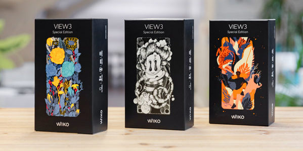 Wiko View3 Collection Capsule