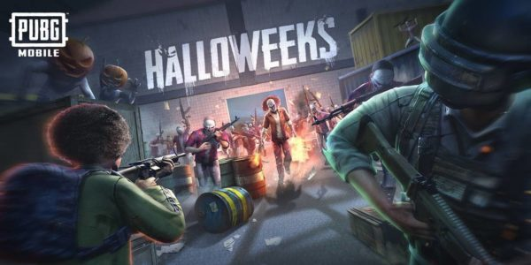 PUBG Mobile Halloweeks