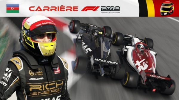F1 2019 – Carrière #05 : Arracher le point du meilleur tour ?