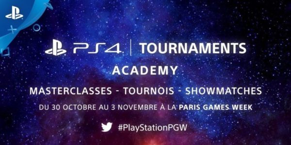 PS4 Tournaments Paris Games Week 2019