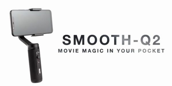 Smooth-Q2 Zhiyun