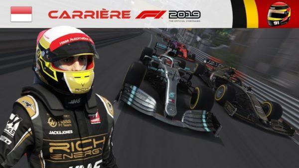 Maxou Le Pilote F1 2019 – Carrière #07 : Je tiens tête à Hamilton
