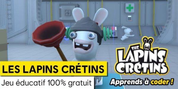 Les Lapins Crétins : Apprends à Coder !
