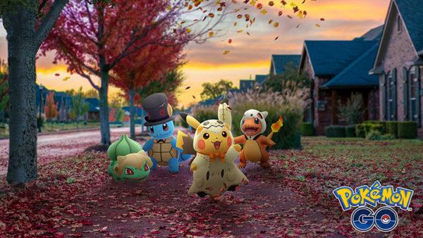 Niantic Pokémon GO Halloween