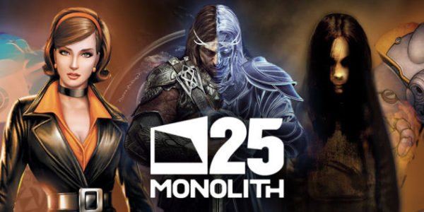 Monolith Productions 25 ans