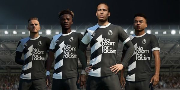 FIFA 20 No Room for Racism
