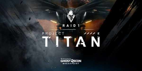 Tom Clancy's Ghost Recon Breakpoint - Projet Titan