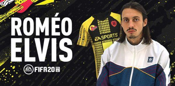 FIFA 20 x Romeo Elvis
