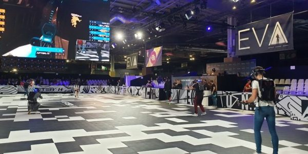 eSports VR EVA