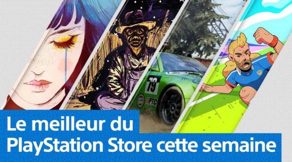 PlayStation Store PS Store - Mise à jour du 25 novembre 2019