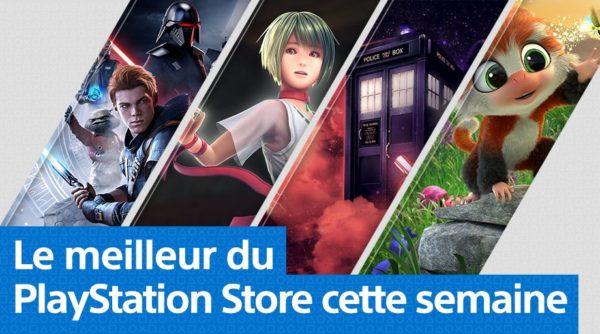 Playstation Store PS Store - Mise à jour du 12 novembre 2019