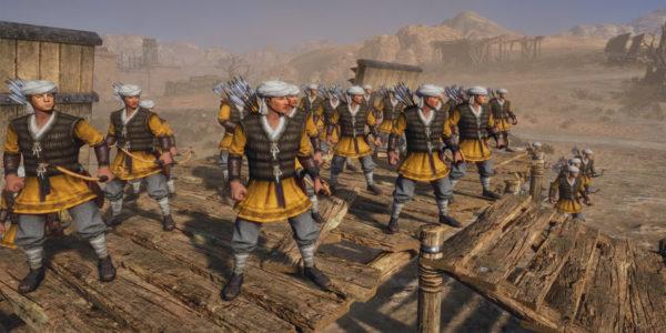 Conqueror's Blade Rattan Resistance