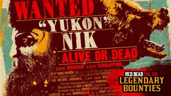 "Red Dead Online - ""Yukon"" Nikoli Borodin"