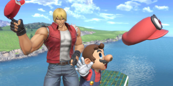 Terry Bogard (Fatal Fury) rejoint le casting de Super Smash Bros. Ultimate