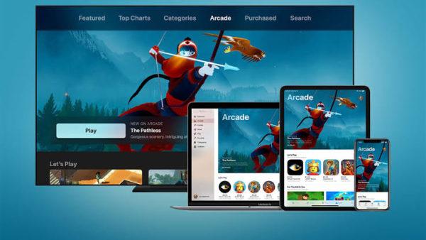 Apple lance Arcade un service de jeux-vidéos par abonnement