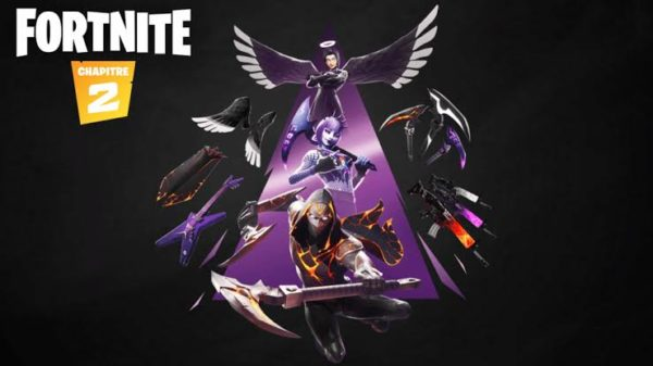 Fortnite : Epic Games lance le Pack Feu Obscur