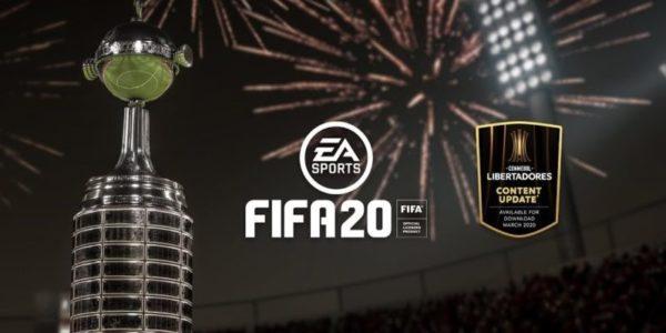 FIFA 20 – Un mode Conmebol Libertadores arrive le3 mars